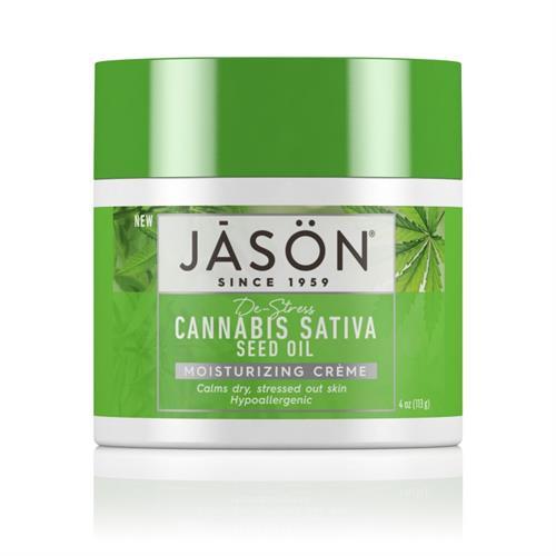 Crema Facial Hidratante Cannabis Sativa Bio 113g