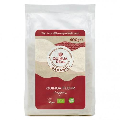 Harina de Quinoa Quinua Real Bio 400g