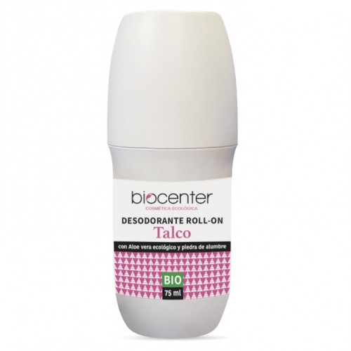 Desodorante Roll On Talco Bio 75ml