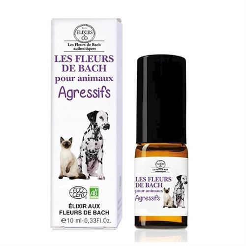 Elixir de Bach para Mascotas Agresivas Elixir & Co Bio 10ml