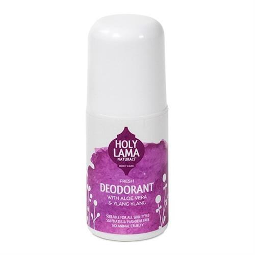 Desodorante con Aloe Vera e Ylang Ylang Holy Lama 50g
