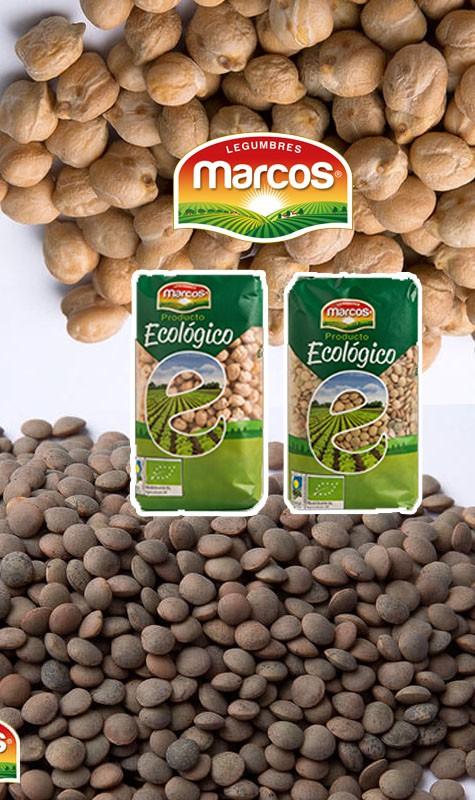 Legumbres Marcos Bio Nacionales
